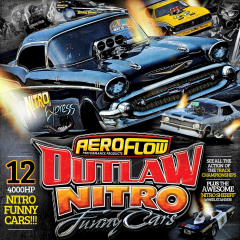 Palmyra Dragway Presents – Outlaw Nitro Funny Cars Saturday – 21st June.