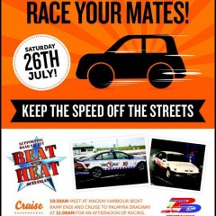 Cruise to the Track & Race Your Mates – Test and Tune – Saturday 26th July