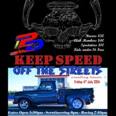 Fast & Furious Friday: Test 'n Tune, Keep Speed of the Street – Friday 4th July 2014