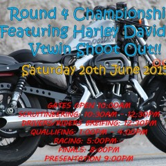 Round 4 Championships – Saturday 20th June