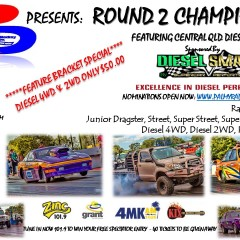 Round 2 Championships – Saturday 23rd April