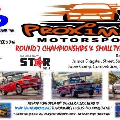 Round 7 Championships – Proximity Motorsport Small Tyre Challenge
