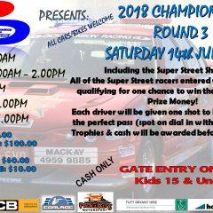 2019 Palmyra Championships ROUND 1 -13th April 2019